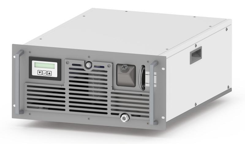 Mit der piko-Baureihe hat termotek die erfolgreiche P300-Serie weiterentwickelt. Auch piko ist ein aktives Kühlsystem und damit für Anwendungen geeignet, die eine besonders ausgeprägte Temperaturstabilität von bis zu +/-0,1 K erfordern. Als Einschubkühler lässt sich piko in unterschiedliche Systeme integrieren. Die Höhe variiert je nach Leistung: Standardmäßig sind Größen von 3 bis 12 HE mit einer Kälteleistung von 250 W bis 3,5 kW verfügbar. piko setzt das bewährte Kühlkonzept der P300-Serie fort und nutzt ebenfalls de-ionisiertes Wasser als Kühlmedium.
