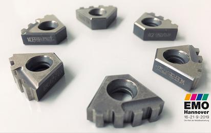 Genauigkeit und äusserste Präzision ist man von der René Gerber AG aus Lyss gewöhnt. Die Firma ist seit Jahren Spezialist auf dem Gebiet der Verrundung von Schneidwerkzeugen aus Hartmetall.