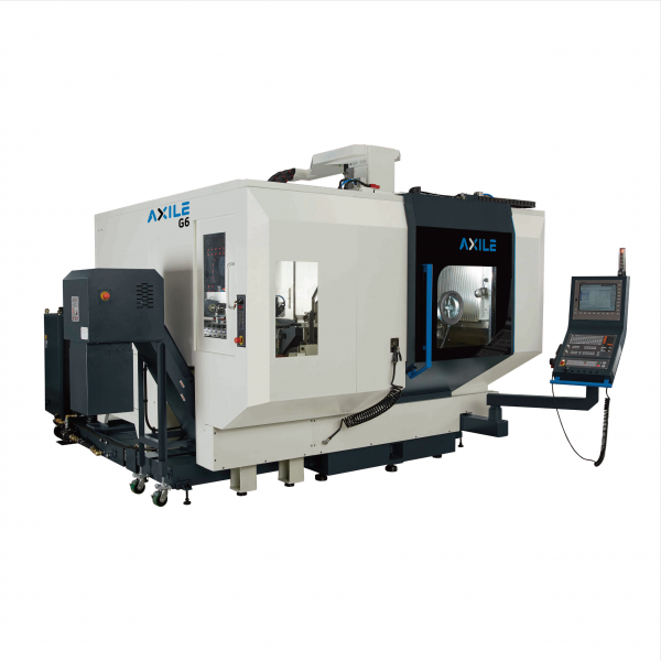 Buffalo Machinery has met various demands from manufacturing. Its gantry type 5-axis machining center, G6 series offers great performance during the machining process, was designed to boost manufacturers' productivity.