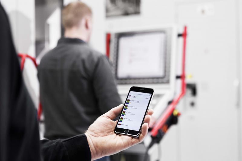 HIMS einer von vielen Digitalen Bausteinen für den Einstieg in die Welt der Smart Factory und Industrie 4.0