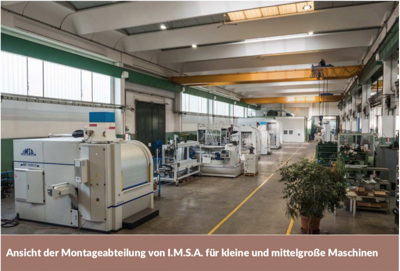 Das Unternehmen IMSA wurde 1989 in Barzago (Lecce) in Norditalien gegründet und feiert dieses Jahr sein 30 jähriges Bestehen. Seit 1992 spezialisiert sich IMSA auf die Herstellung von Tieflochbohrmaschinen und ist Marktführer in diesem Bereich. Der Artikel informiert über die Entwicklung des weltweit tätigen Unternehmens.