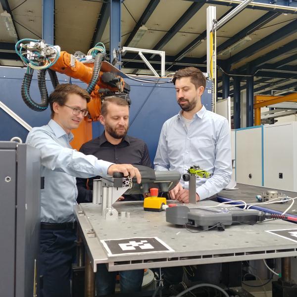 Gestalt Robotics automatisiert die Industrie