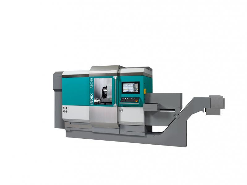 CNC Production Lathe ABC65: