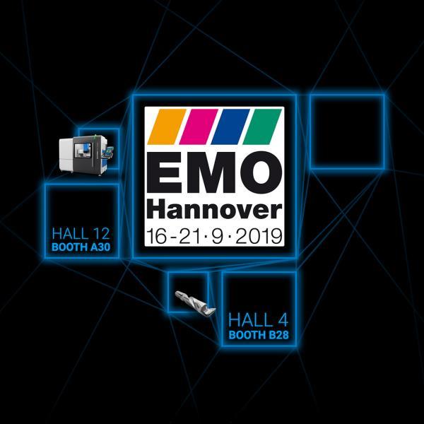 DATRON @ EMO 2019 - Ihr Partner für smarte Technologien