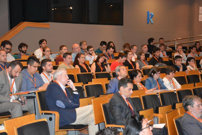 Kongress der Innovalia-Gruppe im Technologiepark Bizkaia in Zamudio