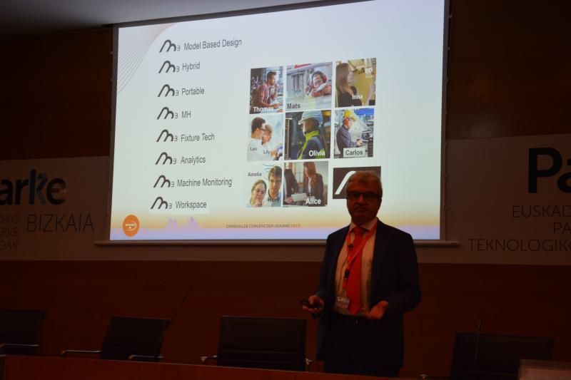 Toni Ventura, CEO von Datapixel
