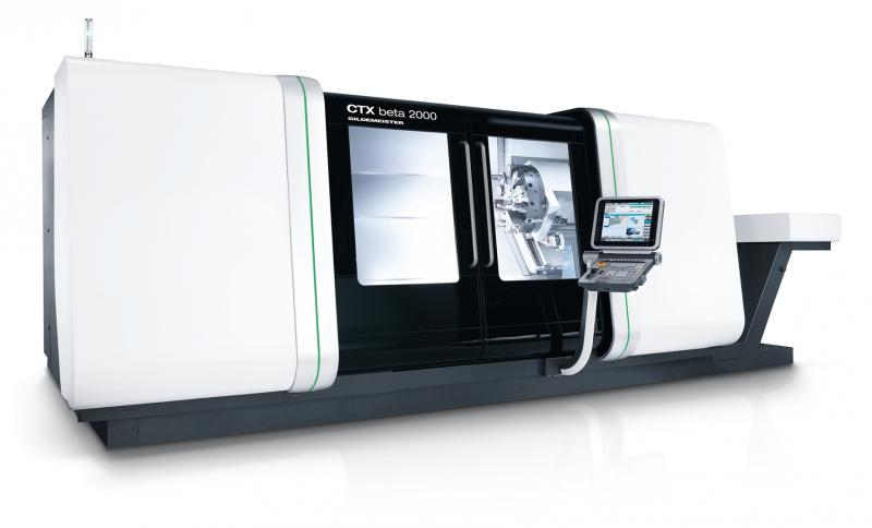 World premiere of the CTX with all the familiar equipment configurations
