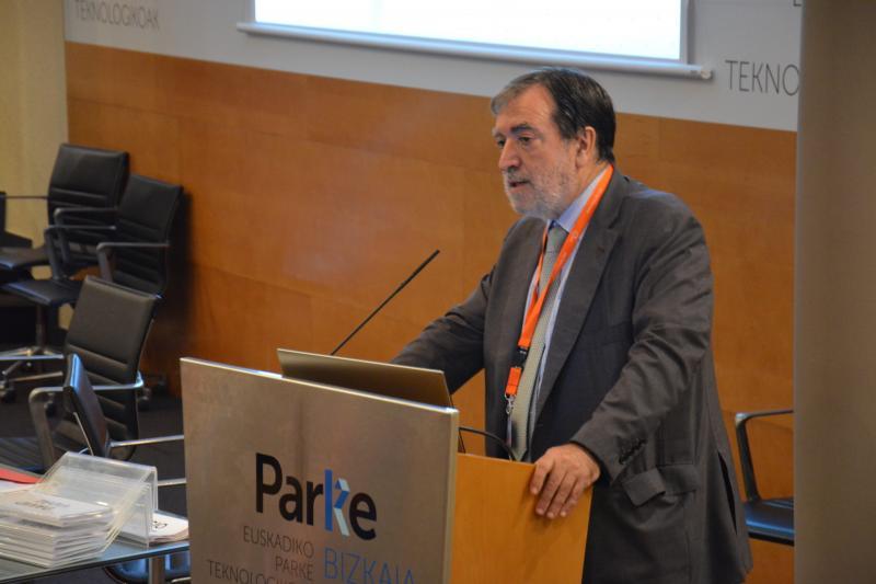 Jesús de la Maza, president of the Innovalia Group
