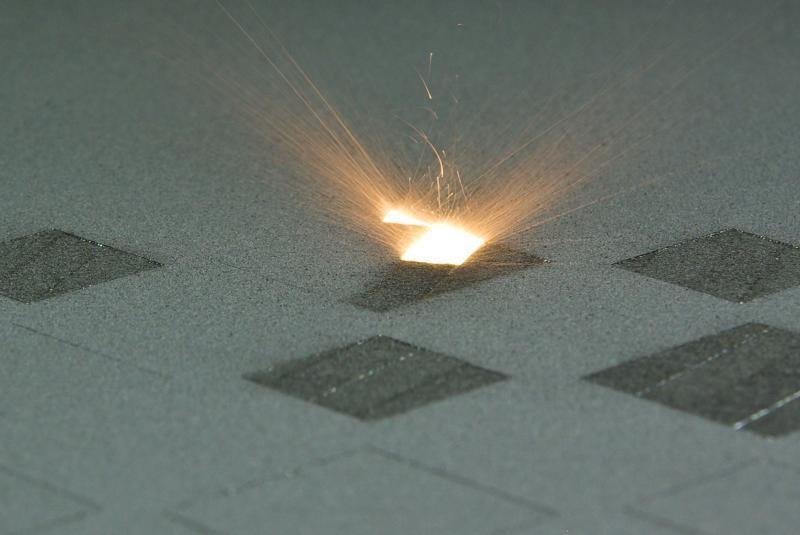Prozessbeobachtung beim selektiven Laser- Strahlschmelzen