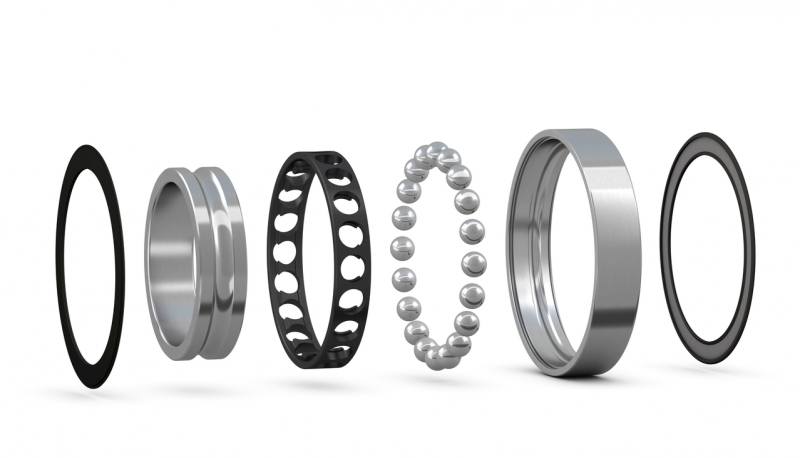 Silent running: SKF reveals Silent Series ball bearings for spindles
