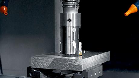La herramienta de mandrinado de precisión automática EWA de BIG KAISER ahorra tiempo y reduce los rechazos