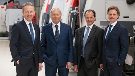 Abermals erfolgreiches Jahr der Kuhn-Gruppe mit EMCO