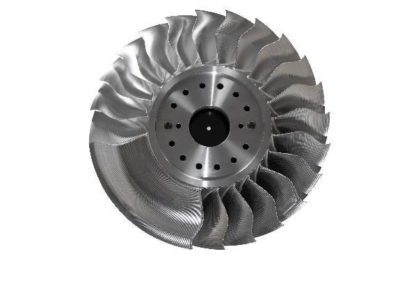 Ein bislang unerreichter Automationsgrad sowie höchste Produktivität und Qualität zählen zu den wichtigsten Vorteilen der von GF Machining Solutions vorgestellten, automatisierten und adaptiven Fräslösung für Turbinenschaufeln mit der CAM-Software TURBOSOFT plus.