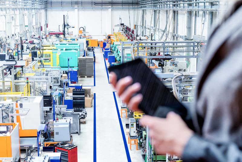 Machine tool users can optimise production and easily integrate new machines into their own IT ecosystems by using umati, an interface supported by Mitsubishi Electric CNC controllers.