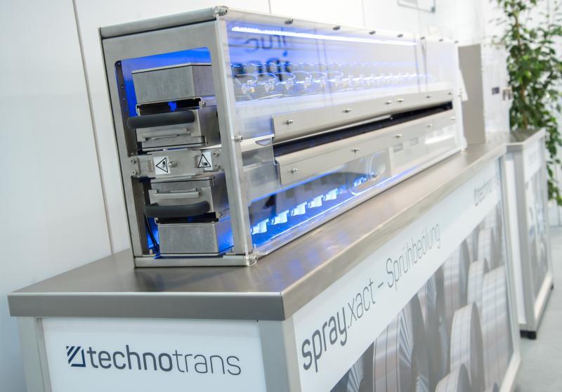 technotrans stellt auf der Blechexpo in Stuttgart vom 5. bis zum 8. November in Halle 8, Stand 8109 aus. Im Mittelpunkt steht dabei die ebenso sichere wie nachhaltige und effiziente Produktion.