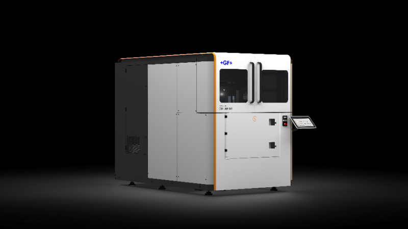 GF Machining Solutions' AgieCharmilles CUT AM 500 brings speed, low running costs, part integrity and Automation readiness to the separation of 3D printed metal parts.