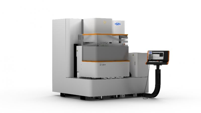 Hall 27, Stand B26 at EMO Hannover 2019 is the place to discover how GF Machining Solutions' renowned CUT 2000 X—equipped with breakthroughs like Spark Track technology and the Integrated Vision Unit (IVU Advance), as well as an Automatic Wire Changer—link accuracy and productivity in wire Electrical Discharge Machining (EDM).