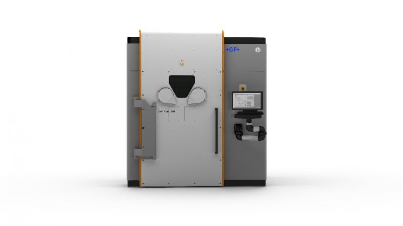 Visitors to GF Machining Solutions' stand at EMO Hannover 2019 discovered DMP Flex 350, a robust, flexible, metal 3D printer capable of 24/7 operation to produce parts up to 275 x 275 x 380 mm in size from the most challenging alloys.