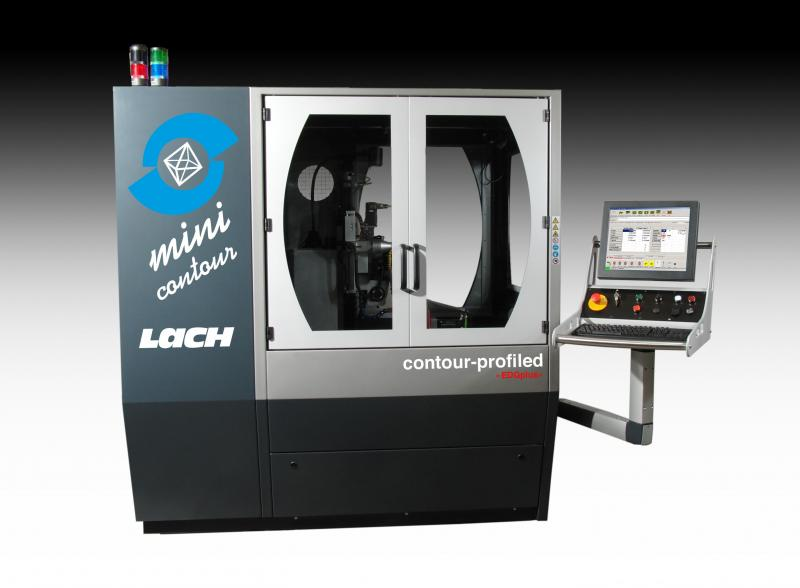 LACH DIAMANT revolutionizes deep-feed grinding