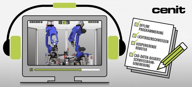 Intelligent automated use of the CAD model in welding programming