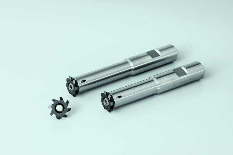 Für noch mehr Flexibilität sind die Gewindefräskörper in zwei Baulängen erhältlich.