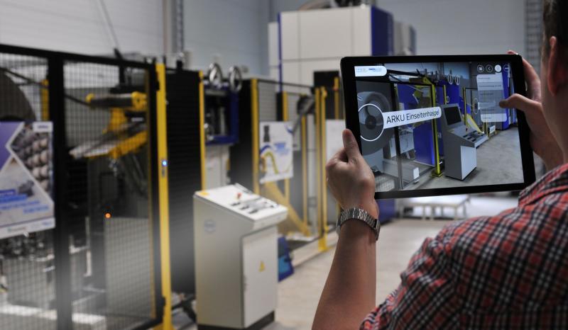 Digitalisierung und künstliche  Intelligenz in der Fertigungstechnik