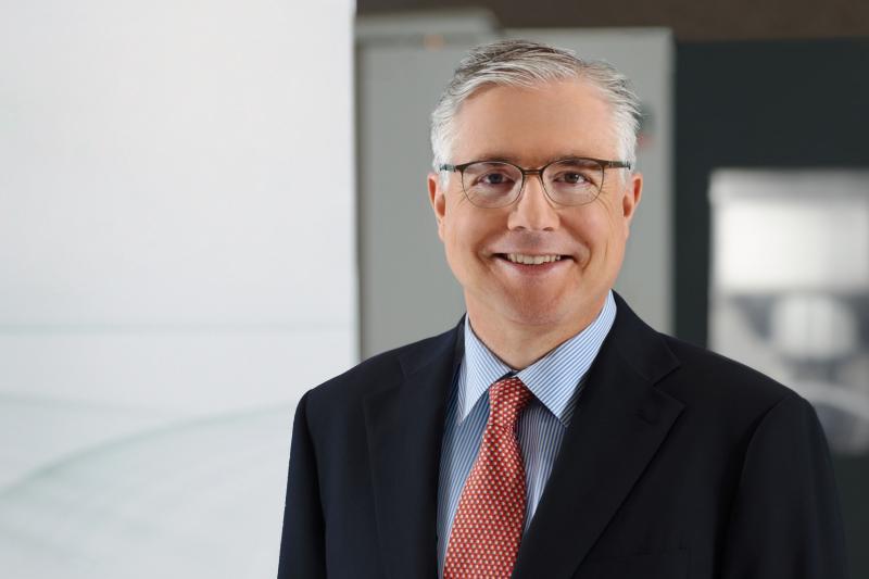 Dr. Markus Flik, Vorsitzender der Geschäftsführung