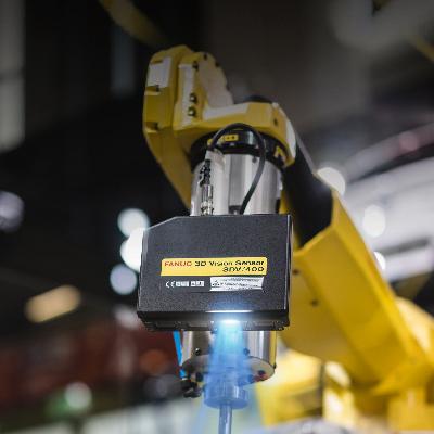 FANUC introduces larger 3D Vision Sensor