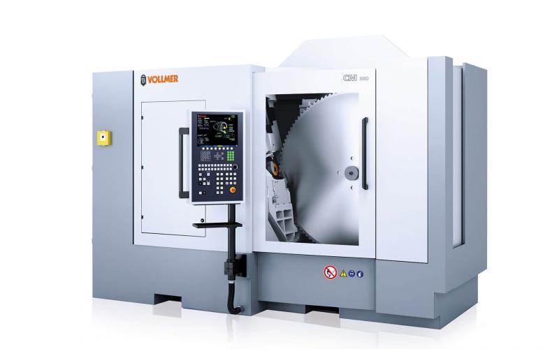 Saw blade manufacturer Lennartz uses VOLLMER sharpening technology