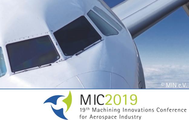 200 Experten aus aller Welt diskutieren auf der Machining Innovations Conference neue Trends in der Luftt- und Raumfahrt.
