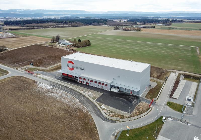 Hermle AG investiert 15 Mio. Euro in eine neue, hochmoderne Blechfertigung am Standort Zimmern o.R.