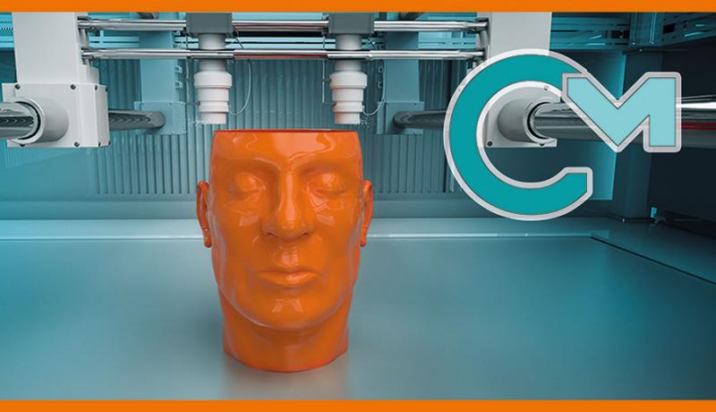 Wibu-Systems und EOS schützen die letzte Meile im 3D-Druck.