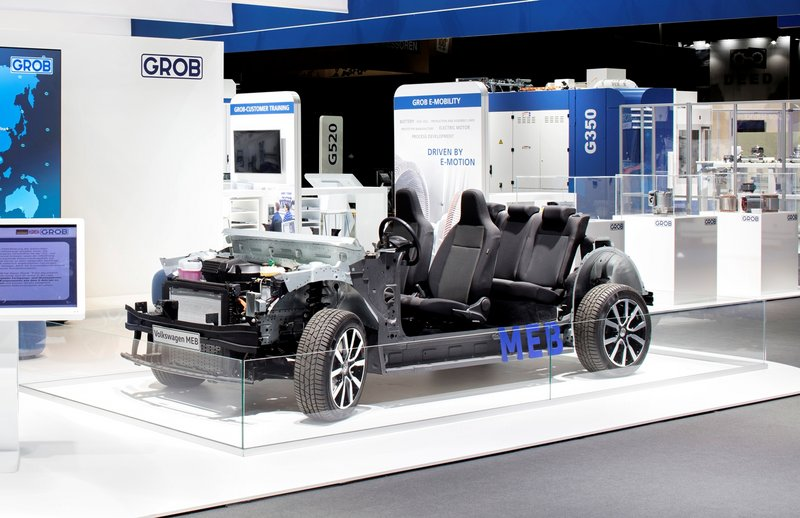 Erfolgreicher Produktionsstart des MEB-Projekts bei VW in Salzgitter