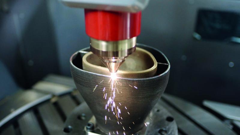 End-to-End Kompetenz – Instandsetzung, Reparatur und Fertigung großer Bauteile