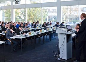 Jahrestagung/Mitgliederversammlung 23.01.2020 bei Schuler AG, Göppingen