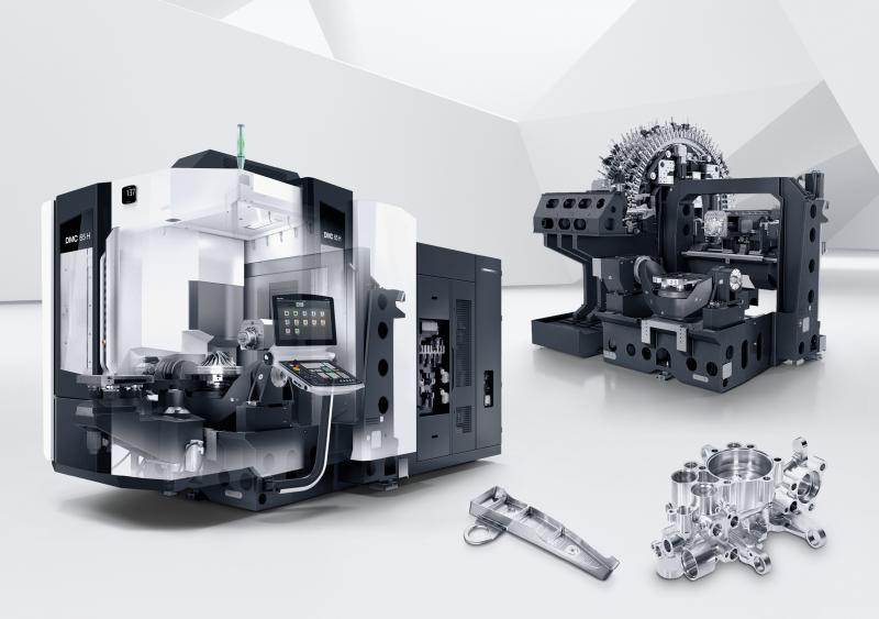 DMG MORI Open House Pfronten 2020 - Stable and innovative in challenging times