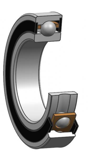 GMN expands range of sealed spindle ball bearings