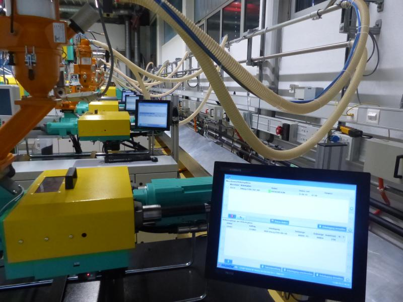 Transparenz in der Fertigung von Sulzer Applicator Systems – dank dem MES HYDRA von MPDV