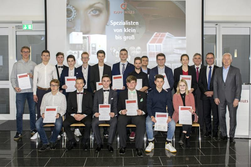 Dr.-Ing. E. h. Bernhard Kapp Prize 2019 awarded
