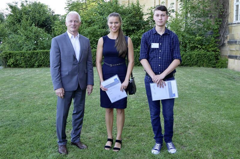 Dr. Kapp Vorbildpreis (Citizenship Prize) 2019