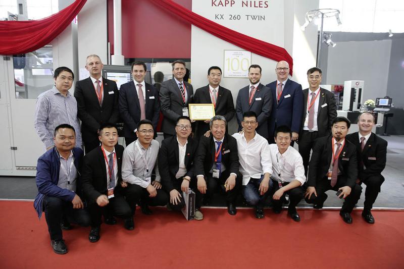 KAPP NILES dignifies successful partnership