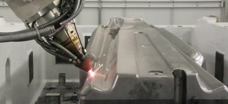 Industrialisierung additiver Fertigung im Automobilsektor