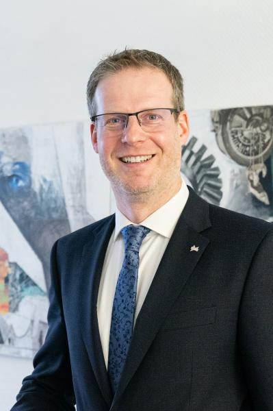 Jörn Holtmeier New Managing Director of AUMA