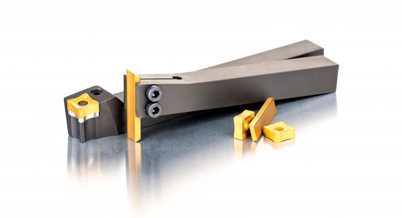 La marca cuenta ahora con una nueva plaquita de corte, tamaños adicionales y herramientas accesorias que contribuyen a la eliminación del depósito de soldadura que se crea durante la producción de tubos, un proceso conocido como desbarbado.