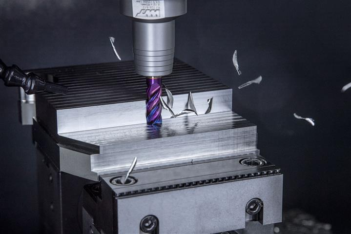 MonsterMill TCR cutters from CERATIZIT take the machining of titanium components to a new level.