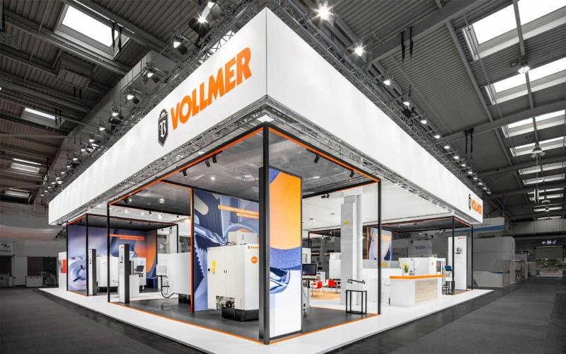 GrindTec 2020: Full-line supplier VOLLMER to introduce its key trio