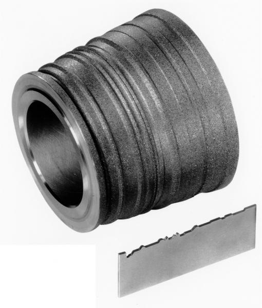 LACH DIAMANT presents at GrindTec - Dressing and Profiling of Grinding Wheels