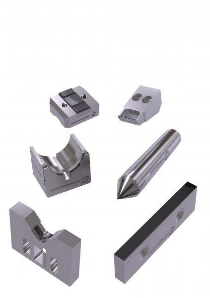 LACH DIAMANT presents at AMB in Stuttgart Diamond-coated Wear Parts in Series Manufacturing