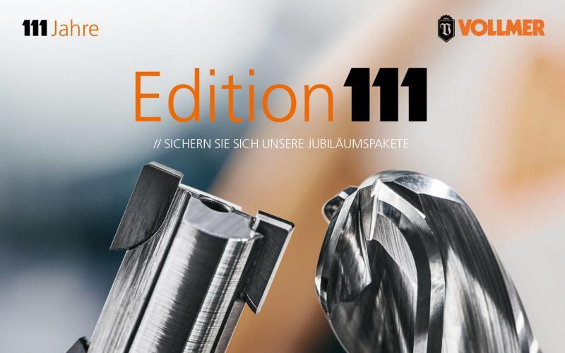 """""""Edition 111"""" – attraktive Pakete für Scharfmacher"""