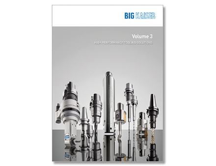 BIG KAISER's tooling solutions detailed in new catalogue